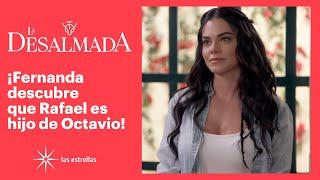 La Desalmada: ¡Fernanda llega a la hacienda 'El primor'! | C- 17 1/3