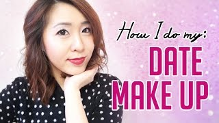 How I do my DATE MAKE UP | Apriloves