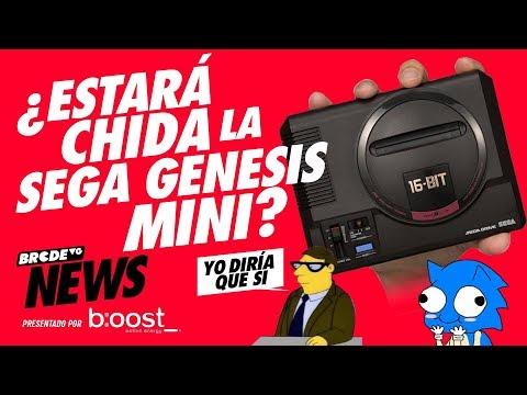 ¿Estará chida la SEGA Genesis Mini? thumbnail