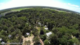 Camping Diever | Luchtvideo