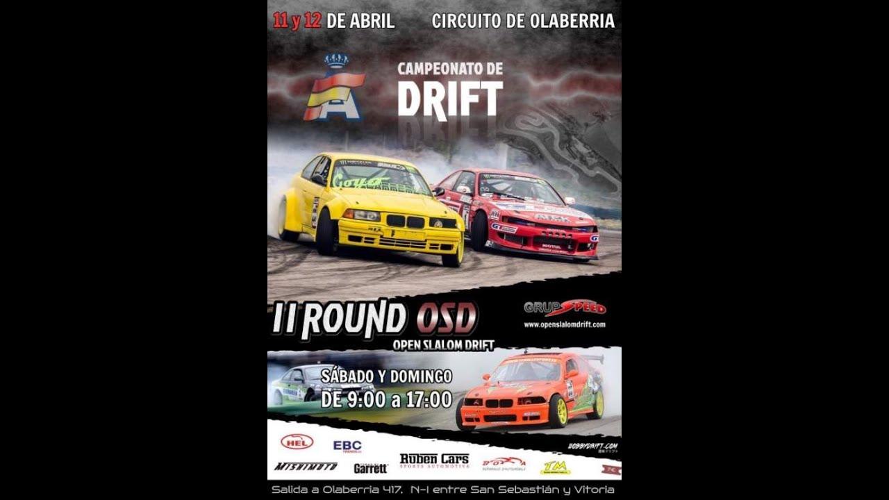 Circuito Olaberria : Campeonato de españa drift circuito olaberria youtube