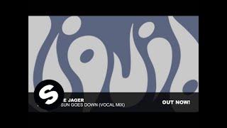 Vincent de Jager - When The Sun Goes Down (Vocal Mix)