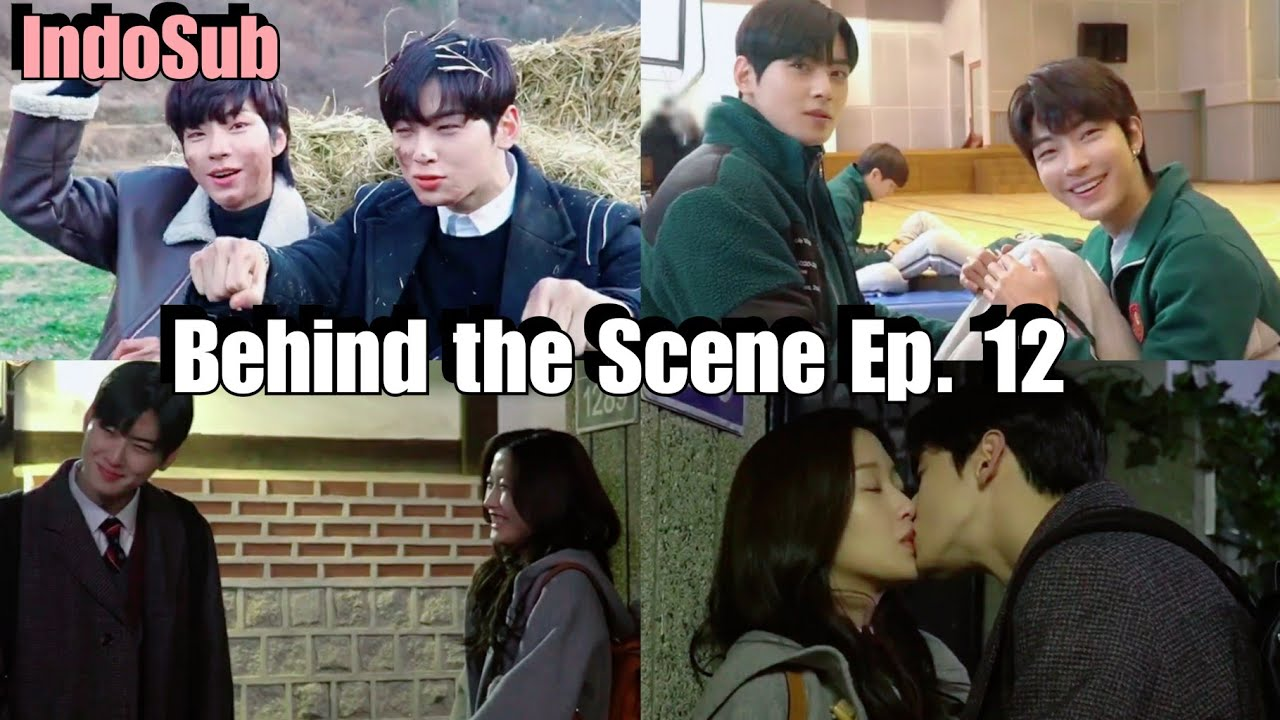 Download [IndoSub] Behind the Scene 'True Beauty' Ep. 12