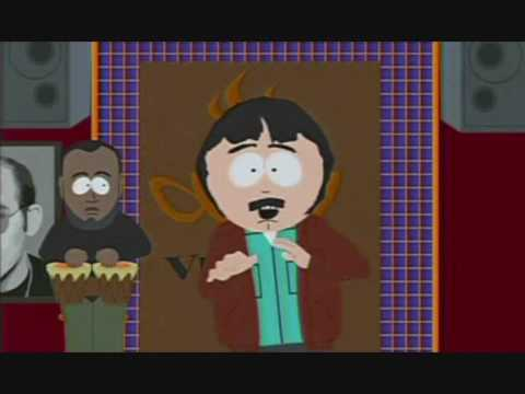 Randy Marsh Spoken Word