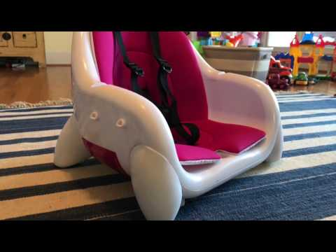 ZOE 5-in-1 Convertible High Chair, Booster and Table & Chairs Set | Best of 2017!