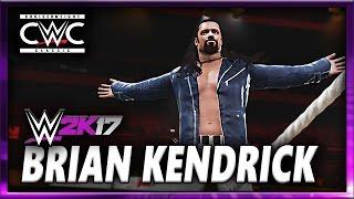 WWE 2K17 Brian Kendrick CAW Formula + Entrance & Finisher