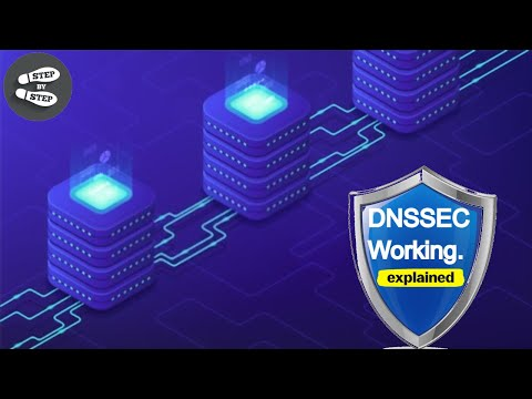 Cyber Security | DNSSEC explained | DNSSEC Purpose | How DNSSec Works