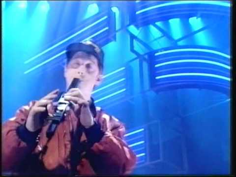 808 State Pacific 707 Top Of The Pops 1989