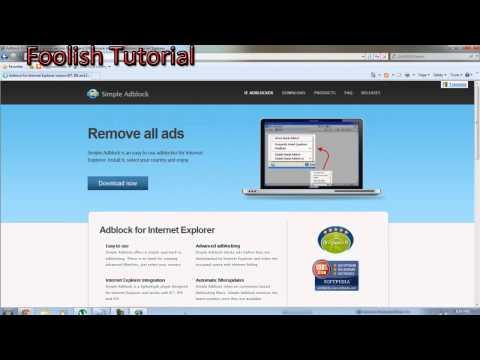 Add On Werbung Blocken Chrome