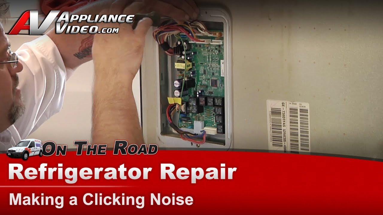 WR01F00173 : GE Refrigerator Main Control Board on