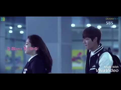 Chal wahan jaate hain song korean mix cute love story ...