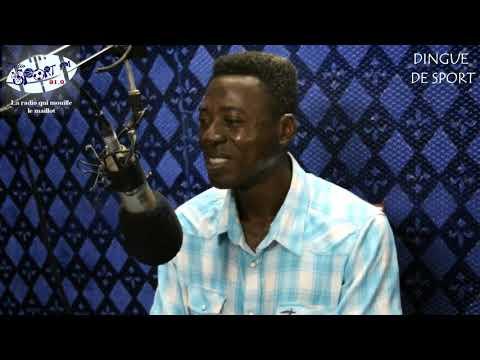 SPORTFM TV - DINGUE DE SPORT DU 12 NOVEMBRE 2018 PRESENTE PAR FRANCK NUNYAMA