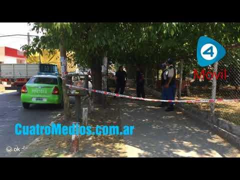 Varela: policía baleó a su novia en la puerta de la comisaría de la Mujer