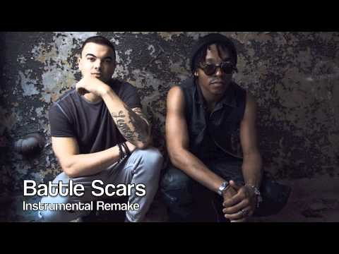 Battle Scars Karaoke Instrumental - Lupe Fiasco & Guy Sebastian + Lyrics