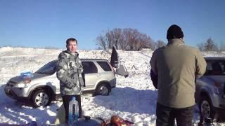 Встреча Хонда CRV 28.01.2012 (видео 1)(, 2012-01-29T18:36:04.000Z)