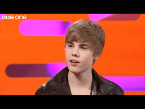 Justin Bieber's Sexy British Accent - The Graham Norton Show preview - Series 8 Episode 6 - BBC One