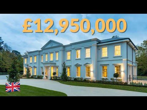 £12.95 Million Exclusive South Ridge Estate