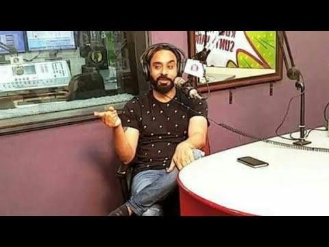 Babbu Maan | latest Interview | FM Studio Chandigarh | 2017