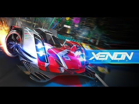 ★Xenon Racer★Gameplay★Low End★Intel HD 4400★With Download Link
