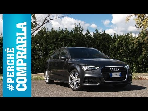 Audi A3 Sportback Perch comprarla e perch no