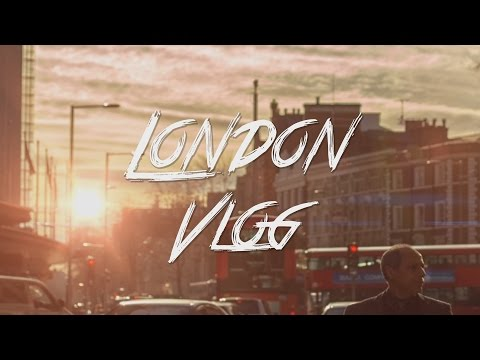 London Vlog 2017 - Canon 600D RAW