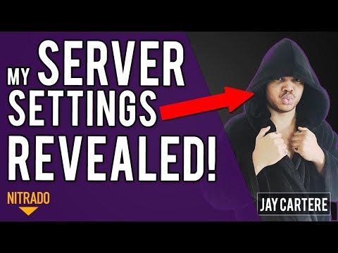 JAY CARTERE ARK PS4 SERVER SETTINGS REVEALED! - MY ARK PS4 SERVER SETTINGS FOR A BALANCED SERVER