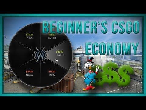zorlaKOKA Beginner's CSGO - Economy