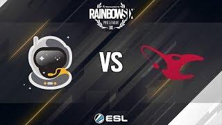Rainbow Six Pro League - Season 8 - NA - Spacestation Gaming vs. mousesports - Week 13