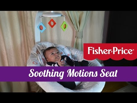 NEW! Fisher Price Soothing Motions Seat