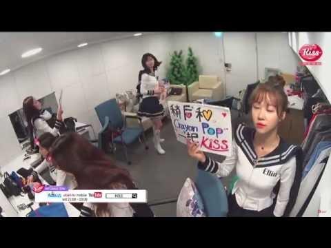 [16.07.08] 크레용팝 Crayon Pop (Full) K.I.S.S. K-POP Idol Secret Stage