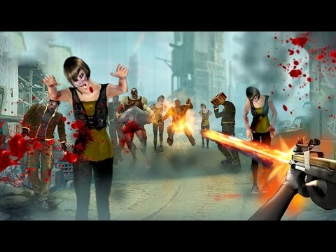 Zombie Trigger Undead Strike (by AppOn Innovate) Android Gameplay [HD]