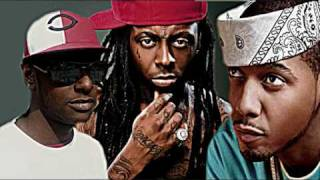 Enok Sainkel Feat. Lil Wayne & Juelz Santana - Birds Flyin High