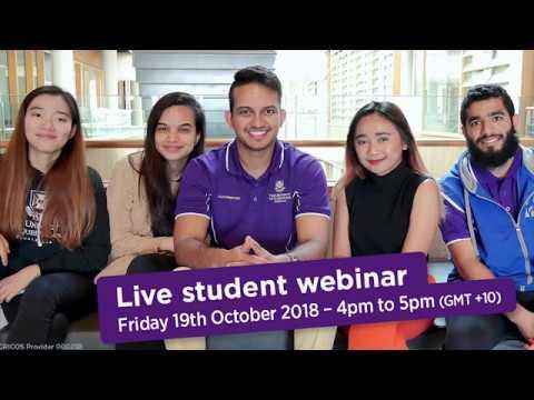 UQ Students Talk Studying In Australia As An International Student