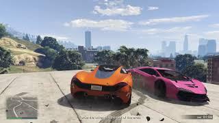 Grand Theft Auto sumo adampiss