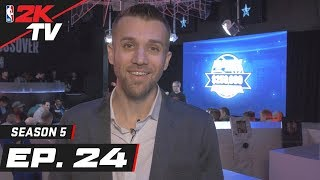 The MyTEAM Unlimited Tournament Finals! - NBA 2KTV S5. Ep. 24