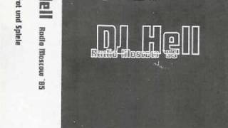 DJ Hell - Radio Moscow 1995 - part 3