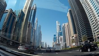 Dubai - Sheikh Zayed Road (Tobu & Jordan Kelvin James - Summer Breeze)