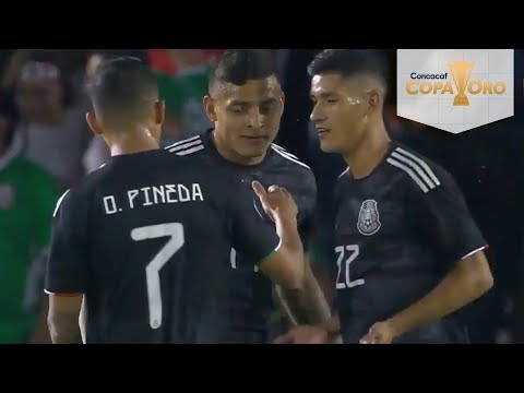 ¡Hat-trick de Uriel Antuna! | México 7 - 0 Cuba | Copa Oro | Televisa Deportes