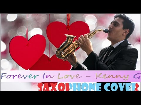 SAXOFONISTA PARA MATRIMONIOS EN BOGOTA FOREVER IN LOVE KENNY G