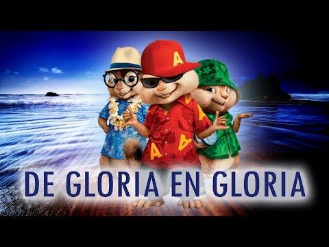 De Gloria En Gloria - Marco Barrientos [Alvin y Las Ardillas]