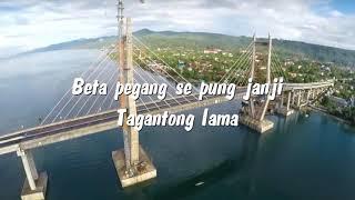 LAGU AMBON - PARCUMA Beta Susah Di Rantau with Lyric Voc  Nanaku