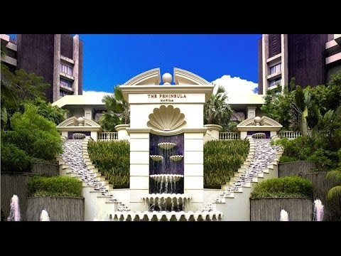 Hotel The Peninsula Manila - Manila, Philippines