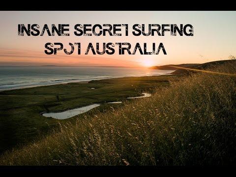 INSANE SECRET SURFING SPOT AUSTRALIA