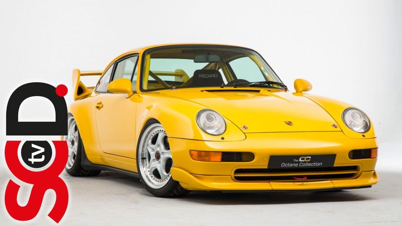 Porsche 993 Cup test drive  YouTube