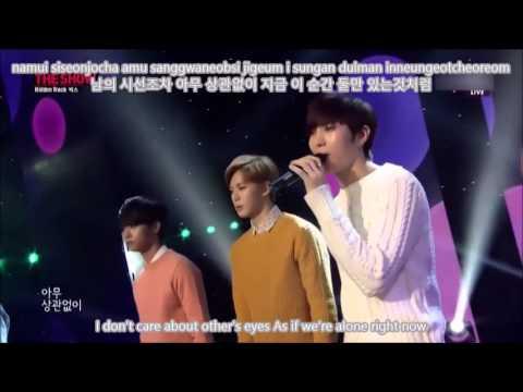 VIXX Someday (English, Romanized, Hangul Lyrics)