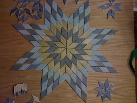 How to make a Wood Quilt Jig for Table Saw