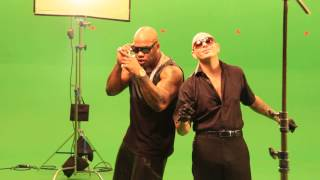 Behind The Scenes At The Making Of Can T Believe It Music Video From Flo Rida Featuring Pit Bull