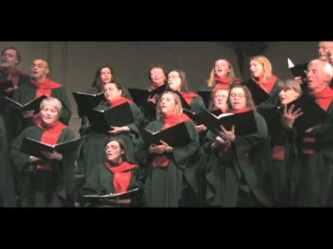 What Child is This - arr: John Rutter -- The Stairwell Carollers