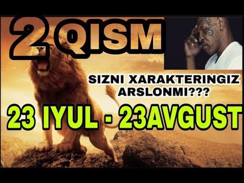 ARSLON BURJI 2 QISM