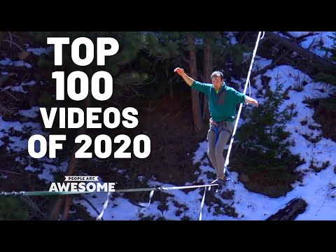 Top 100 Videos of 2020 | People Are Awesome | Best of the Year